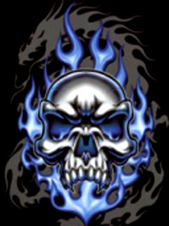 Dragon Skull Mobile Wallpaper