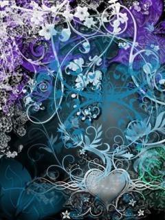 Flower Vif Mobile Wallpaper
