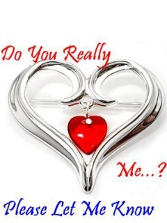 Do You Really Love M E Mobile Wallpaper