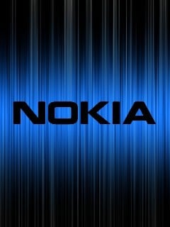Nokia Blue Mobile Wallpaper