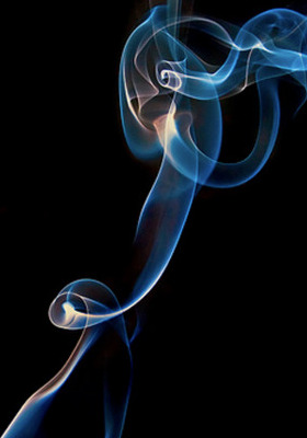 Smoke Apple IPhone Theme Mobile Wallpaper