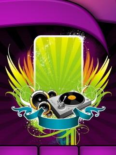 Music Dj Mobile Wallpaper