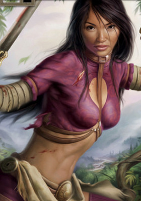 Jade Empire Mobile Wallpaper