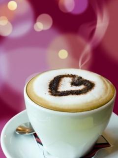 Coffee Mobile Wallpaper
