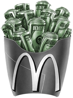 Mcdonald Money Mobile Wallpaper