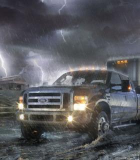 Truck Mobile Wallpaper