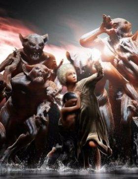 God Power Mobile Wallpaper