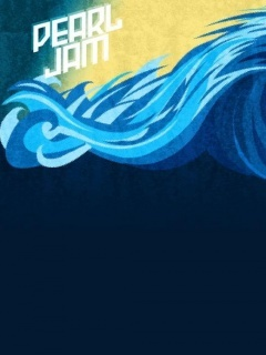 Pearl Jam Mobile Wallpaper