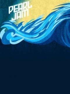 Pearl Jam Mobile Wallpaper