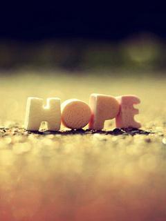 Hope Mobile Wallpaper
