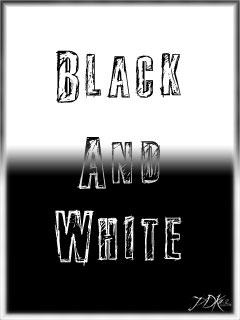 Black And White Mobile Wallpaper