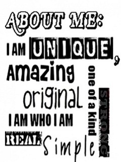 About Me Mobile Wallpaper