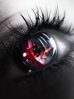 Inside Eye Mobile Wallpaper