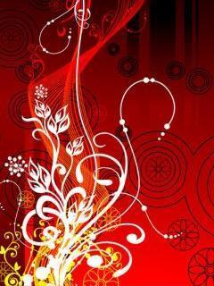 Floral Mobile Wallpaper