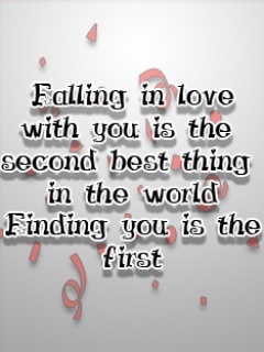 Falling In Love  Mobile Wallpaper