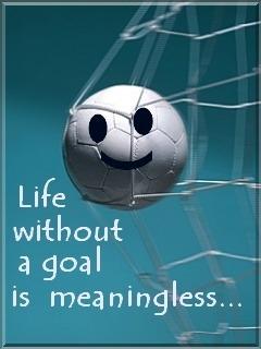 Make A Goal Mobile Wallpaper