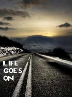 Life Goes On Mobile Wallpaper