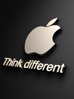 Think Different Mobile Wallpaper