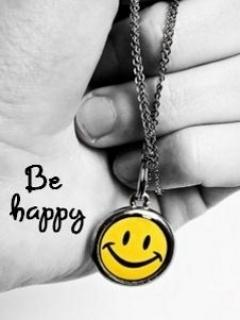 Keep Smiling Mobile Wallpaper