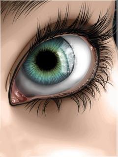 Eye Mobile Wallpaper