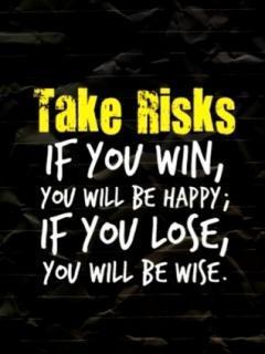 Risk Mobile Wallpaper