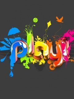 Play Colors Mobile Wallpaper