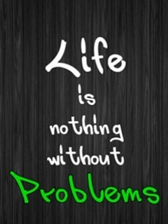 Problems Mobile Wallpaper