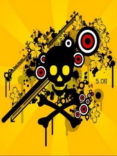 Toxic Mobile Wallpaper