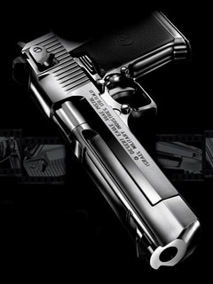 Desert Eagle Mobile Wallpaper
