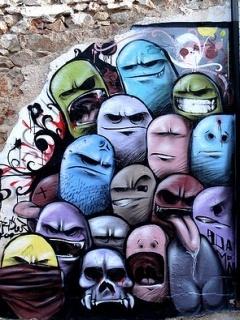 Monsters Mobile Wallpaper