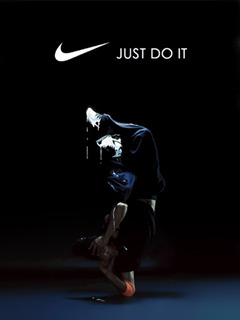 Just Do It Mobile Wallpaper