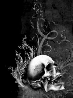Skull Mobile Wallpaper
