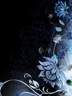 Black Lamo Mobile Wallpaper