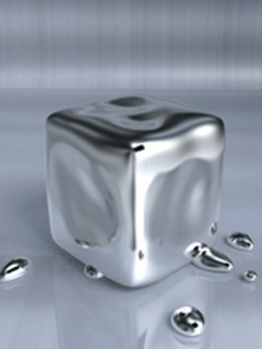 3D Cube Mobile Wallpaper
