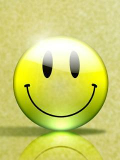 Smiley Mobile Wallpaper