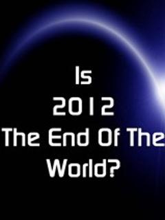 2012 End World Mobile Wallpaper
