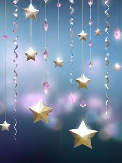 Falling Star Mobile Wallpaper