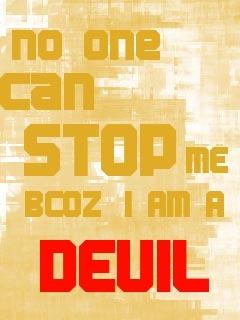 Devil Mobile Wallpaper