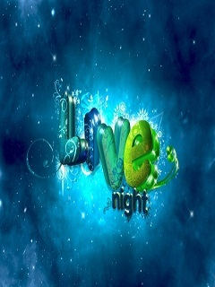 Love Night Mobile Wallpaper