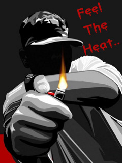 Feel The Heat Mobile Wallpaper