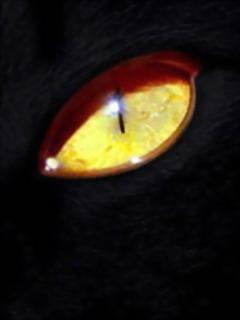 Demon Eye Mobile Wallpaper