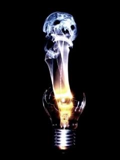 Bulb Mobile Wallpaper