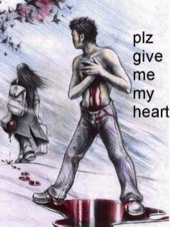 Heart Break Mobile Wallpaper
