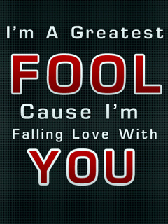 Fool With You Mobile Wallpaper