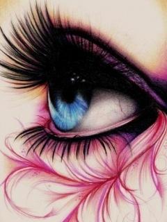 Design Eye Mobile Wallpaper