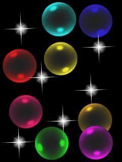 Bubbles Mobile Wallpaper