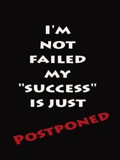 Postponed Mobile Wallpaper