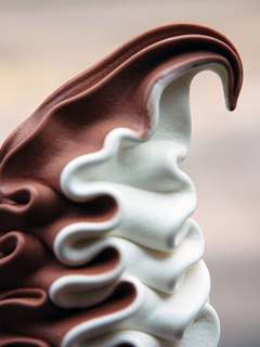 Sweet Ice Cream Mobile Wallpaper