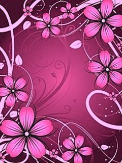 Download Flowers Mobile Wallpaper Mobile Toones