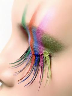 Colors Eye Mobile Wallpaper